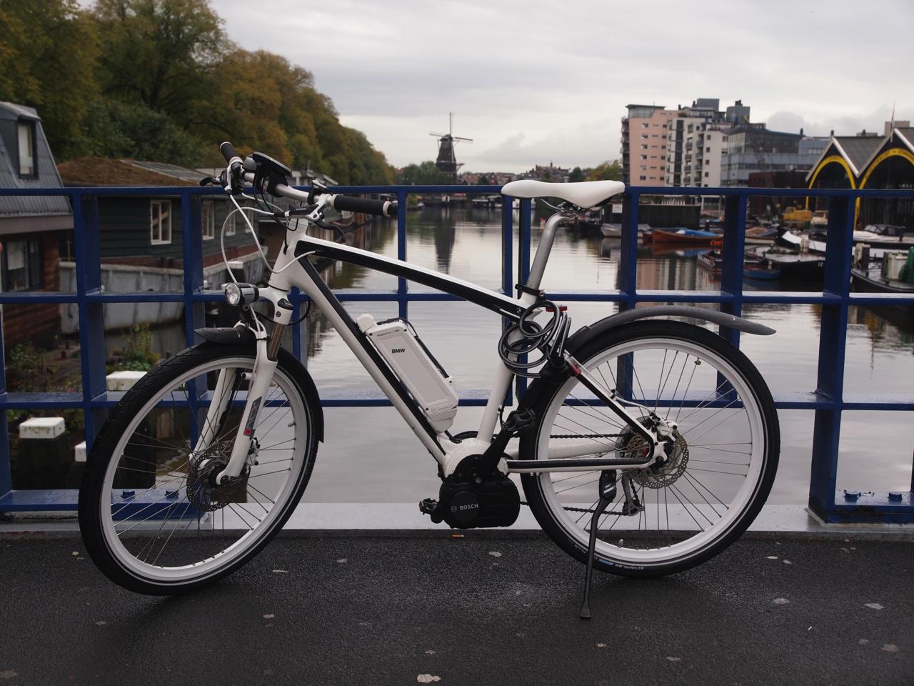 Bmw Cruise Bike 2014 Bmw Cruise E-bike 2014 Photo