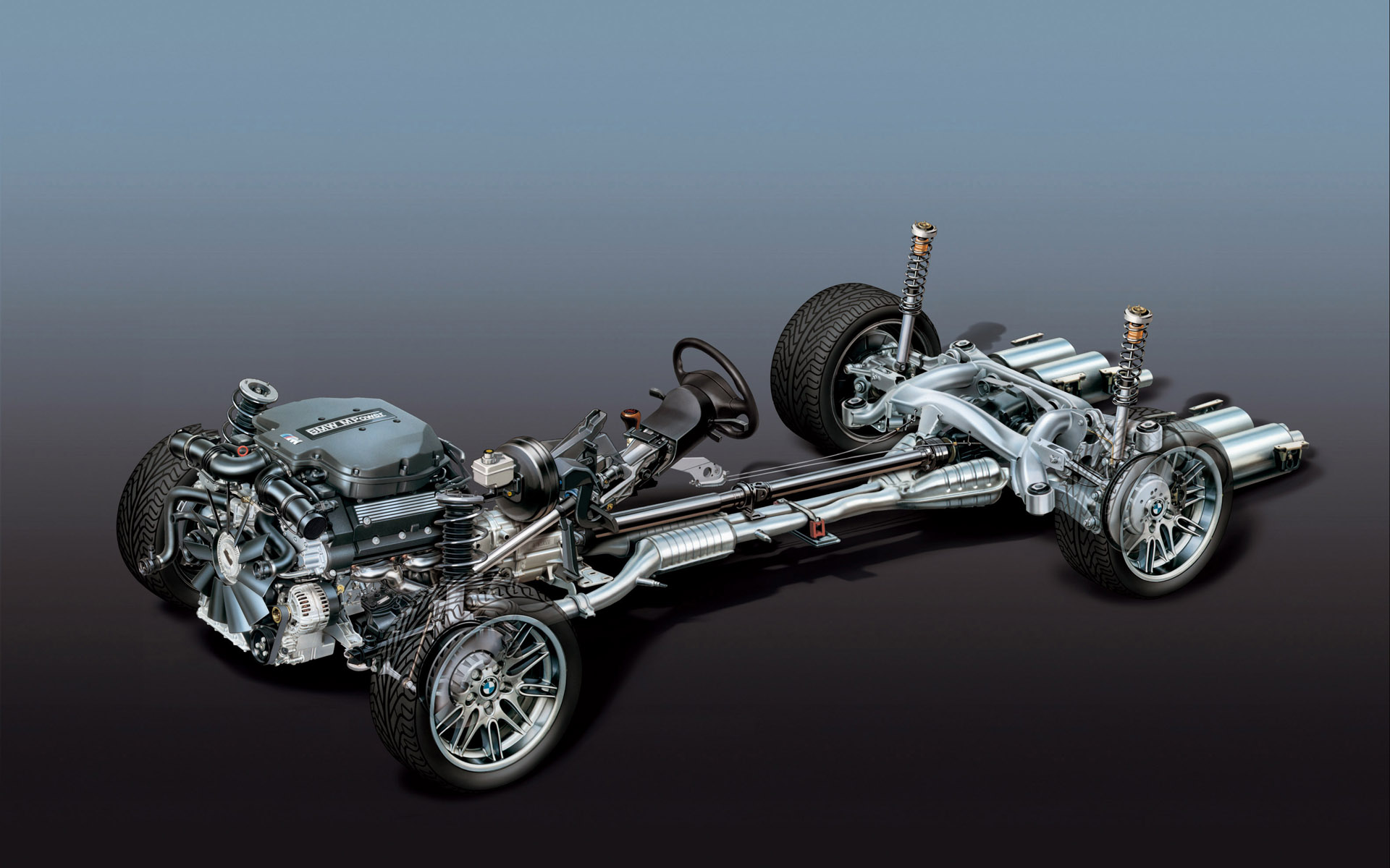 Automotive Chassis Modules