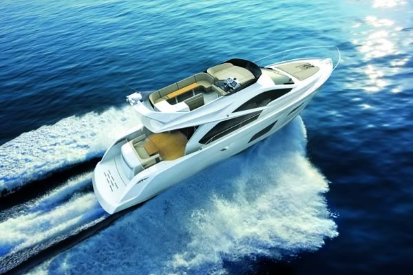 Bmw Designworksusa Presents Intermarine 55 Yacht
