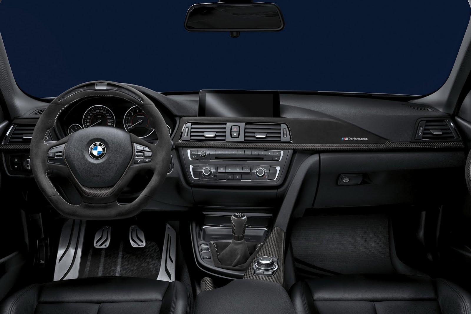 BMW Details M Performance Accessories Ahead of Paris - autoevolution