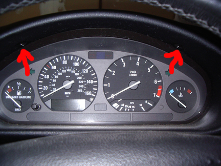 Bmw E36 Diy How To Replace Instrument Cluster Lights Autoevolution
