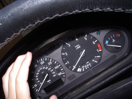 Bmw E36 Diy How To Replace Instrument Cluster Lights