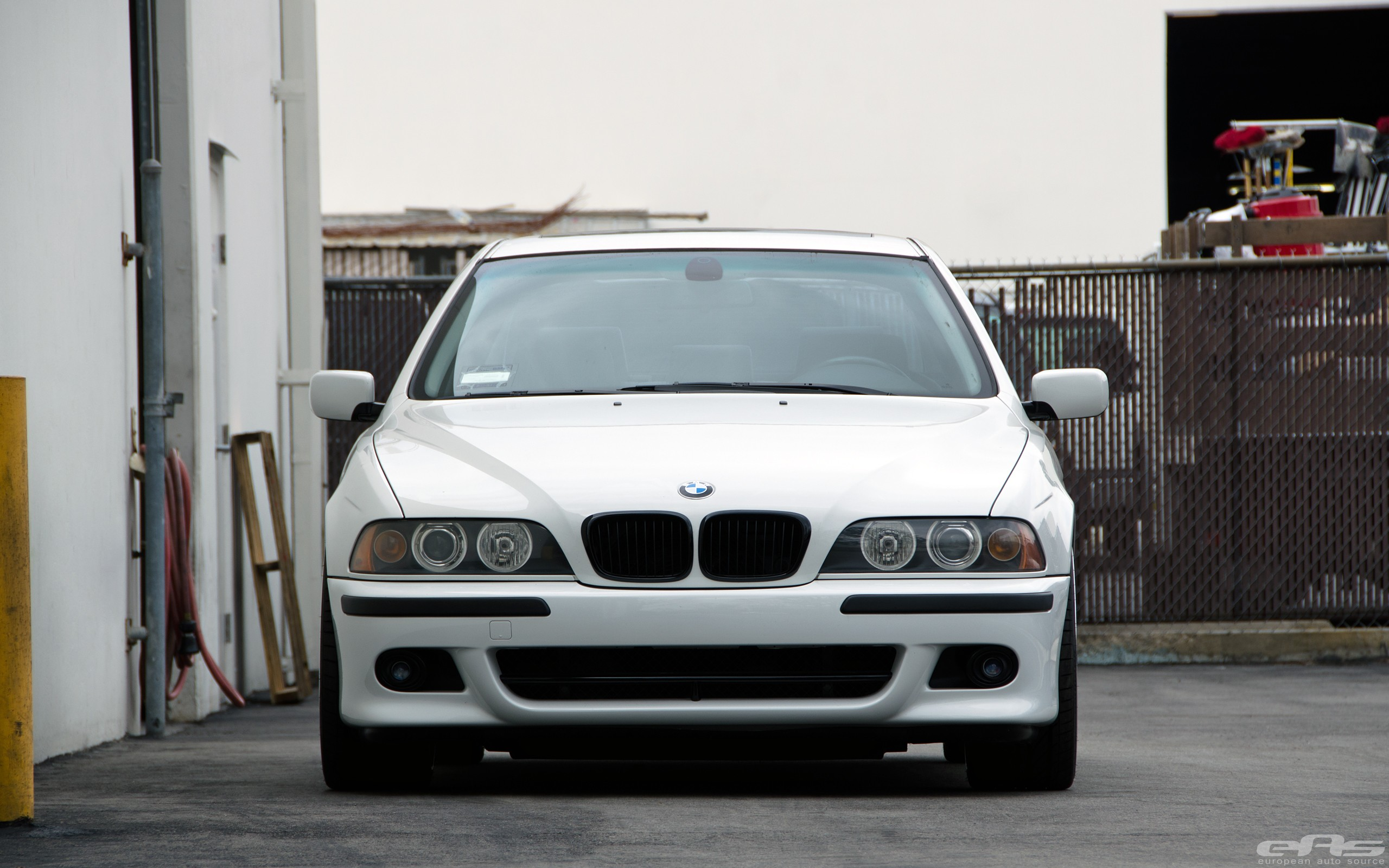Bmw E39 530i Gets Lower At Eas Still Looks Good Autoevolution