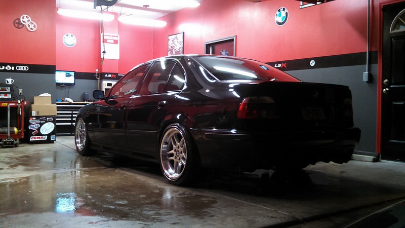 Bmw E39 540i Has A 6 Liter Truck Engine And More Power