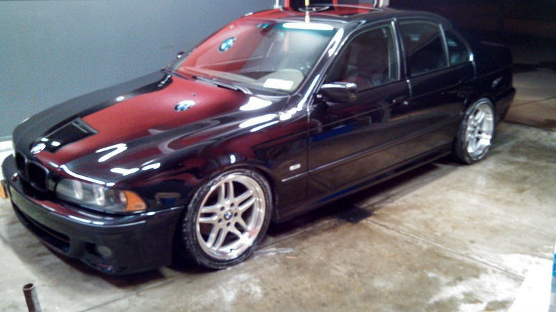 bmw e39 540i has a 6 liter truck engine and more power. Black Bedroom Furniture Sets. Home Design Ideas