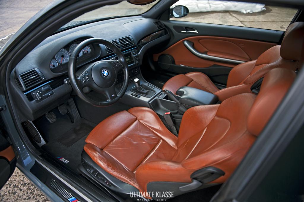 Bmw E46 M3 Gets Ferrari Grigio Medio Paint Job A One Off