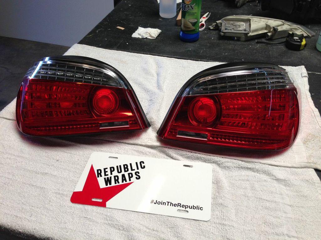 BMW E60 M5 Called Venom Receives New Lights - autoevolution