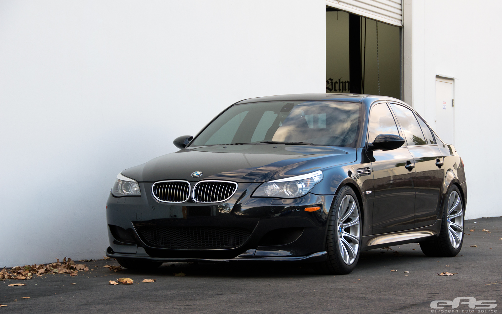 bmw e60 m5 gets new stance at eas autoevolution. Black Bedroom Furniture Sets. Home Design Ideas