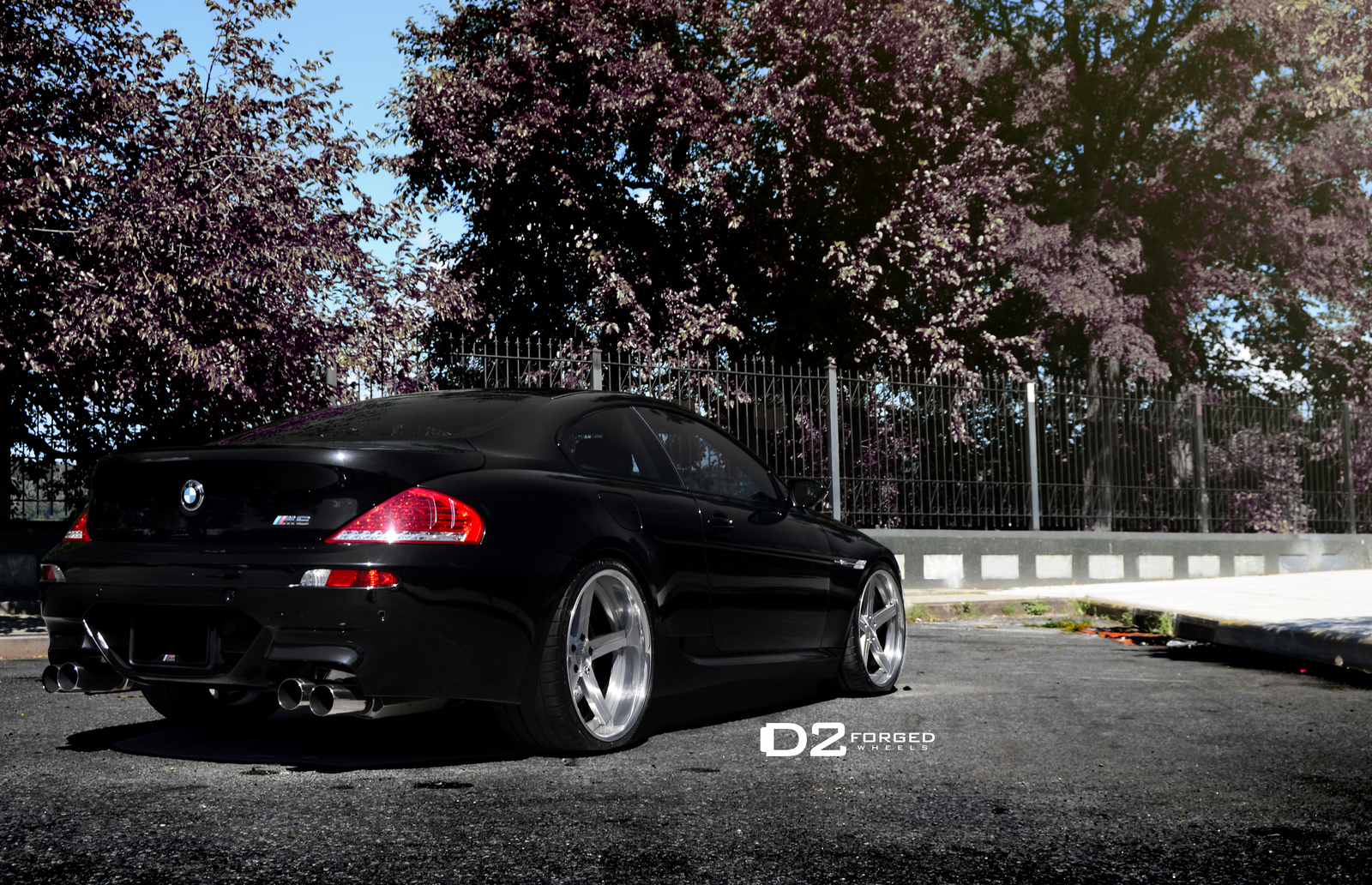 BMW E63 M6 Looks Like the Grim Reaper - autoevolution