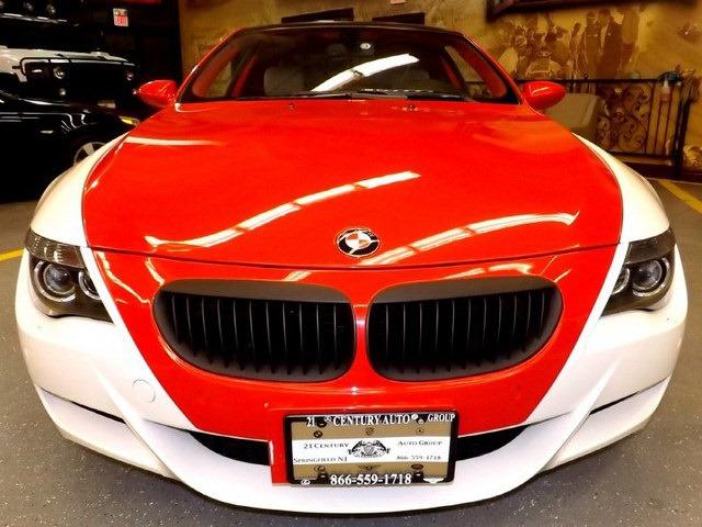 Bmw E63 M6 Brake Caliper Painting Diy Autoevolution
