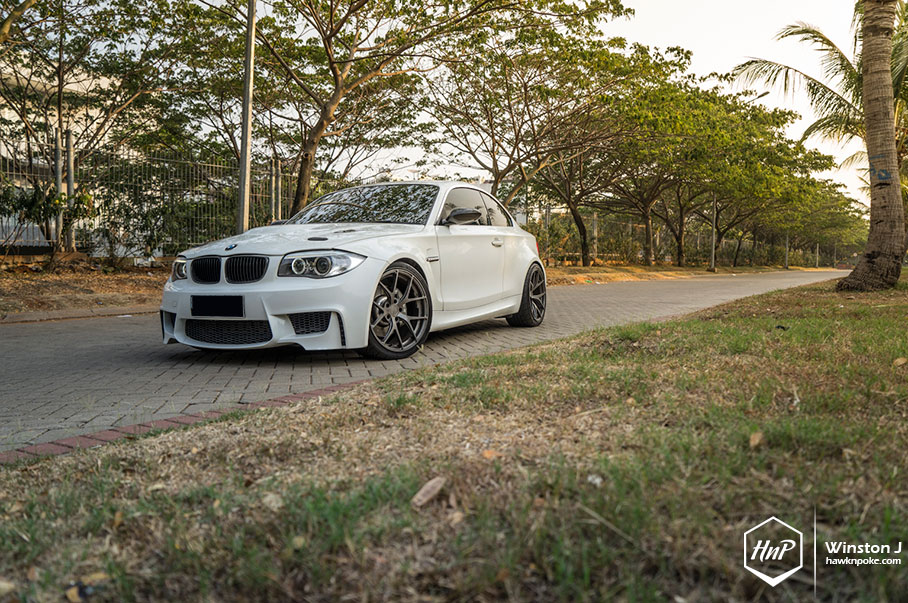 BMW I Goes Up To HP Thanks To A Stage Tune Seems - Bmw 135i tune
