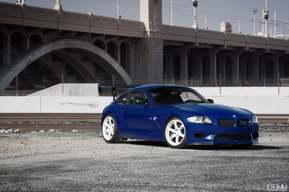Bmw E86 Z4 M Coupe By Platte Forme Ag Autoevolution