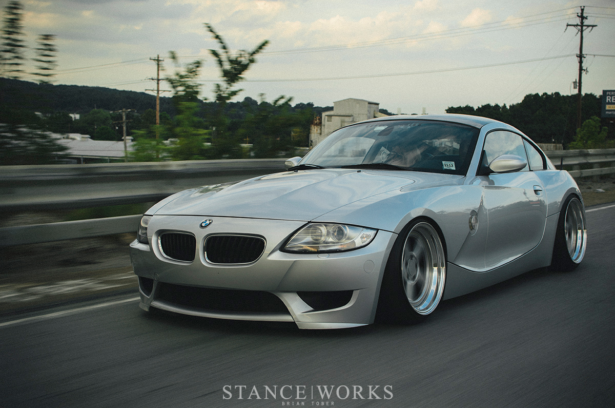 Bmw E86 Z4 M On Ac Schnitzer Wheels Autoevolution