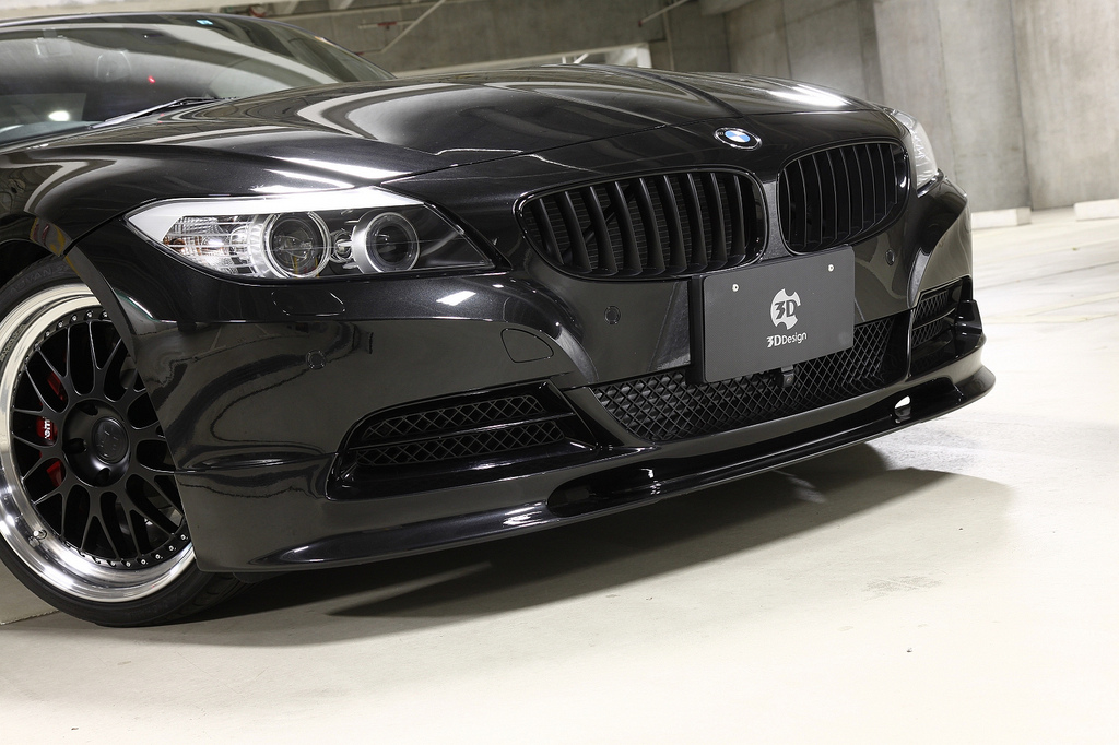 Bmw E89 Z4 Aero Kit From 3d Design Autoevolution
