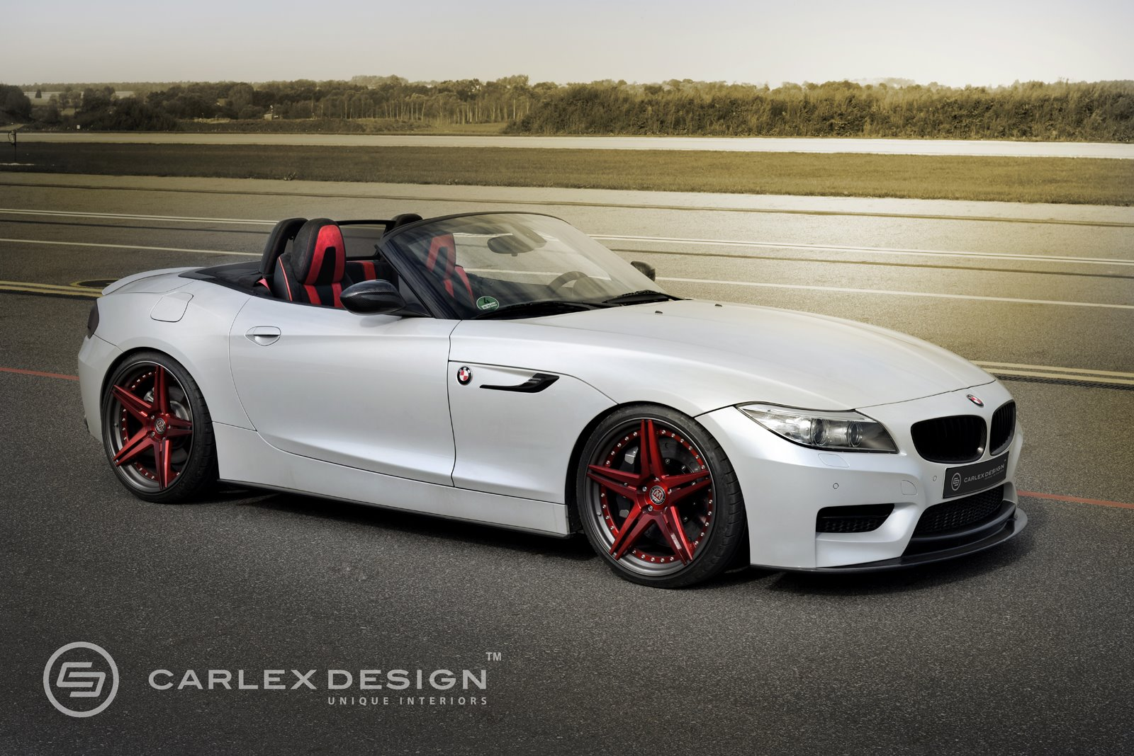 Bmw E89 Z4 Gets Carbon And Alcantara Treatment At Carlex Design Autoevolution