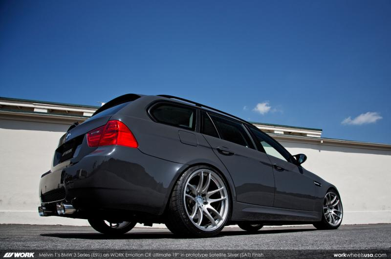 Bmw E91 M3 Conversion Is A Rare Bird Autoevolution