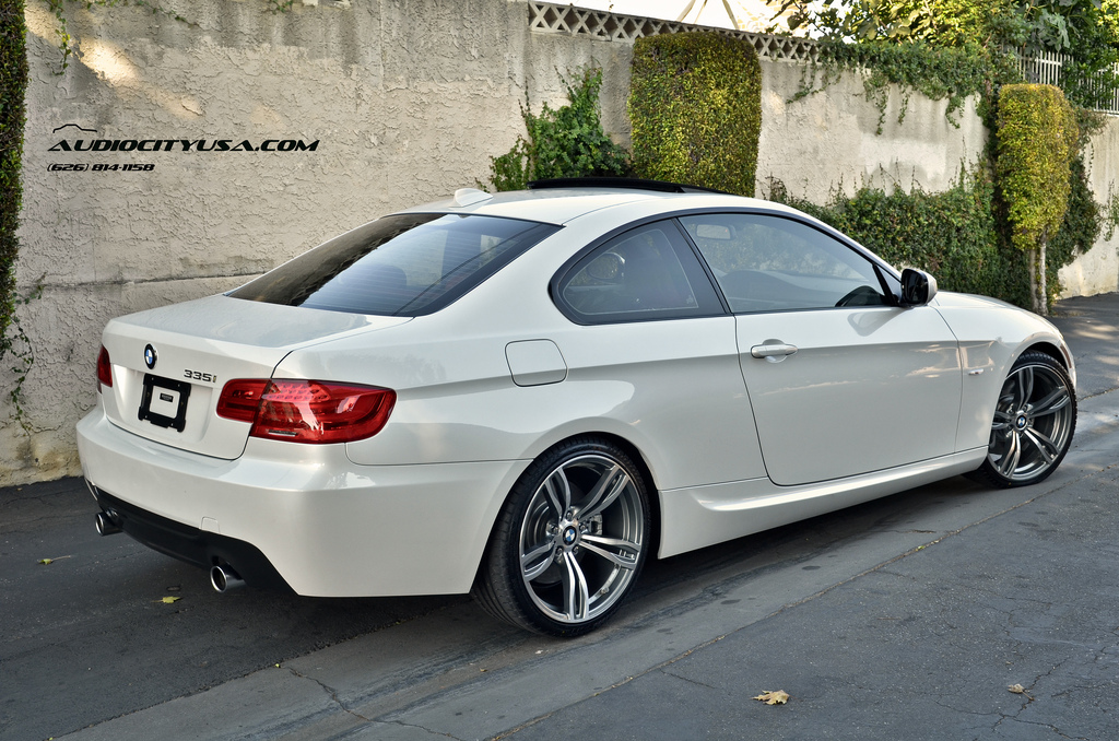 ma 1 re bmw 320d coup e92 nouvelles jantes p4 bmw. Black Bedroom Furniture Sets. Home Design Ideas