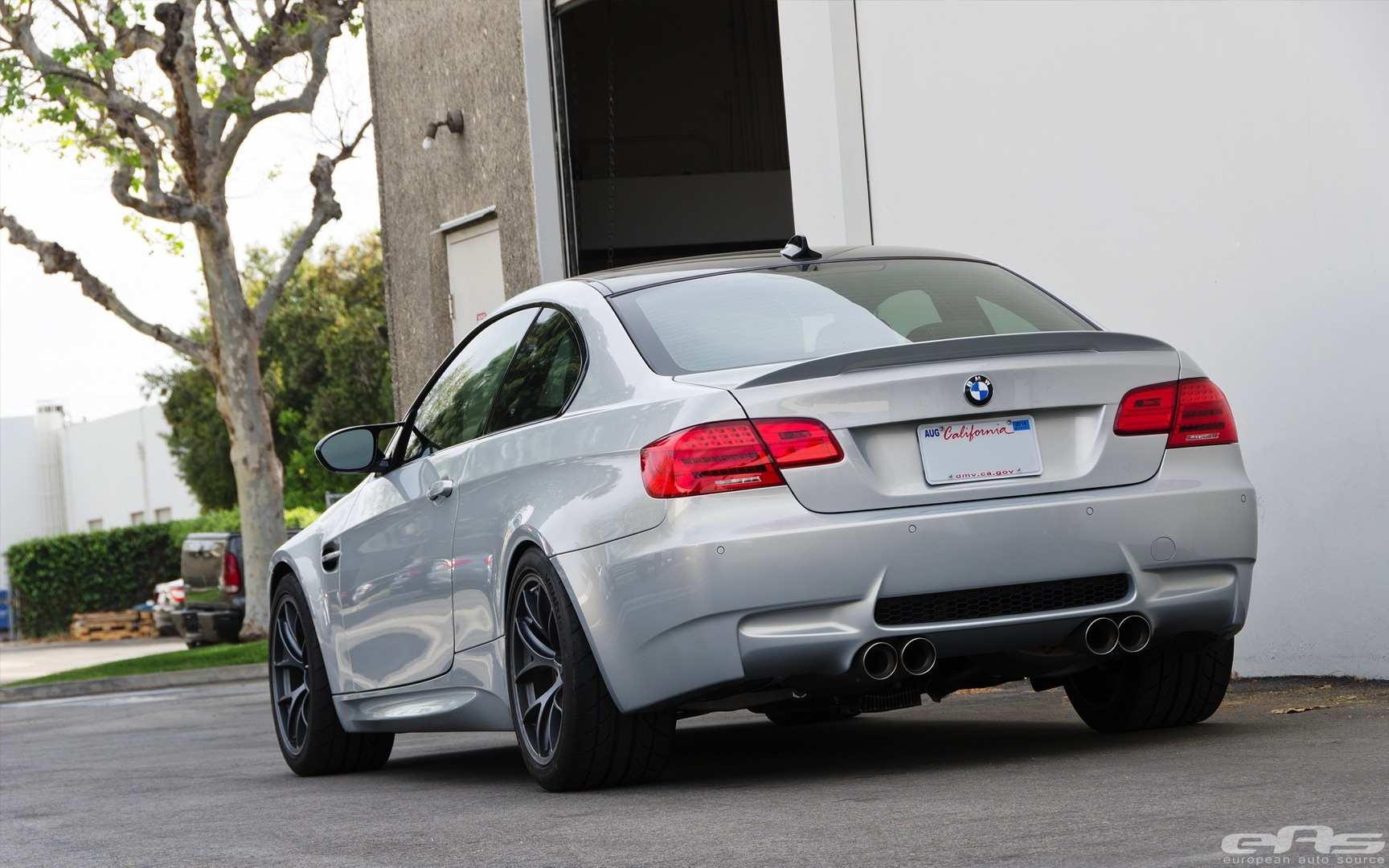 Bmw Performance Exhaust >> BMW E92 M3 Gets a Complete Make-Over at EAS - autoevolution