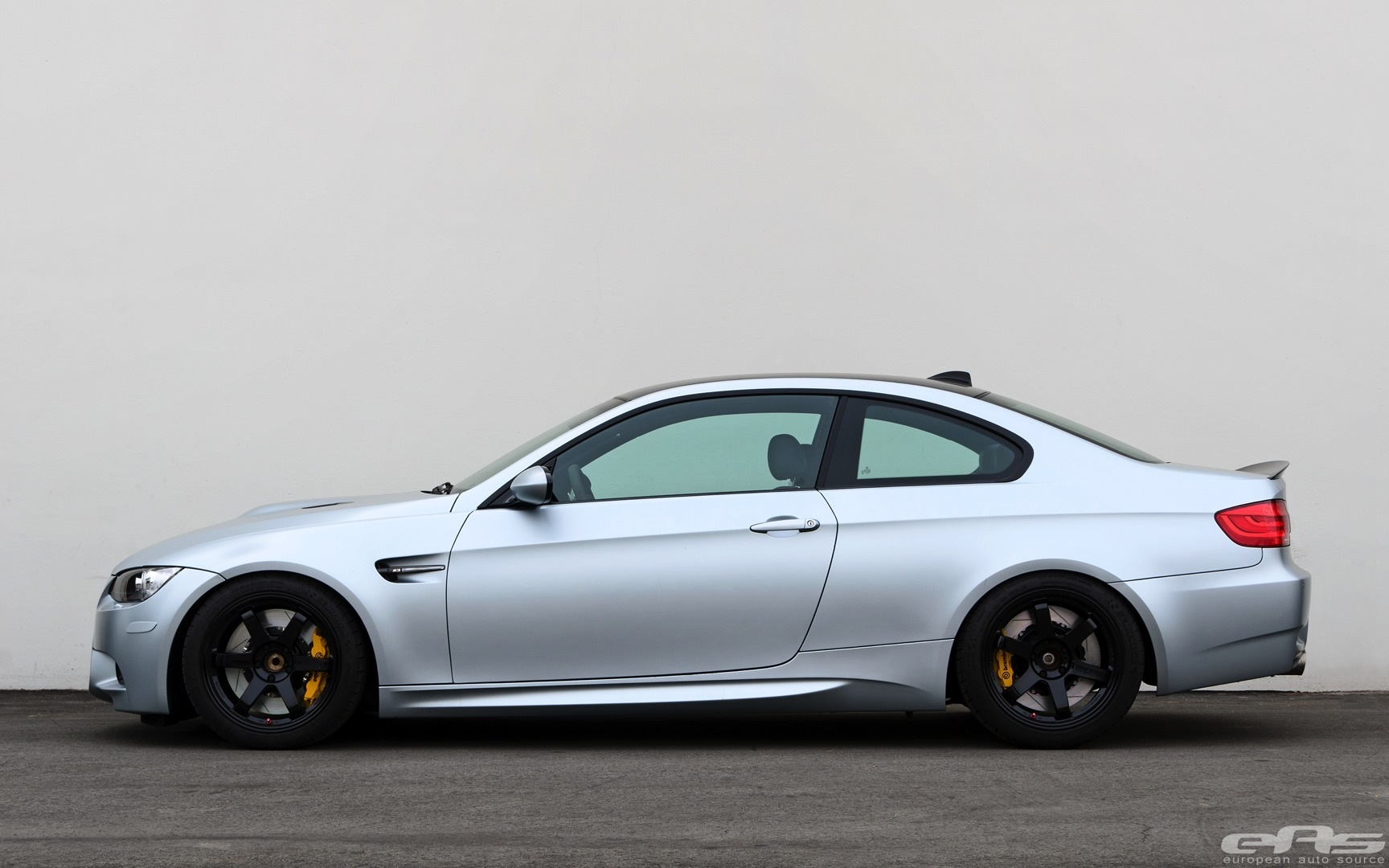 BMW E92 M3 Gets Buff at EAS - autoevolution