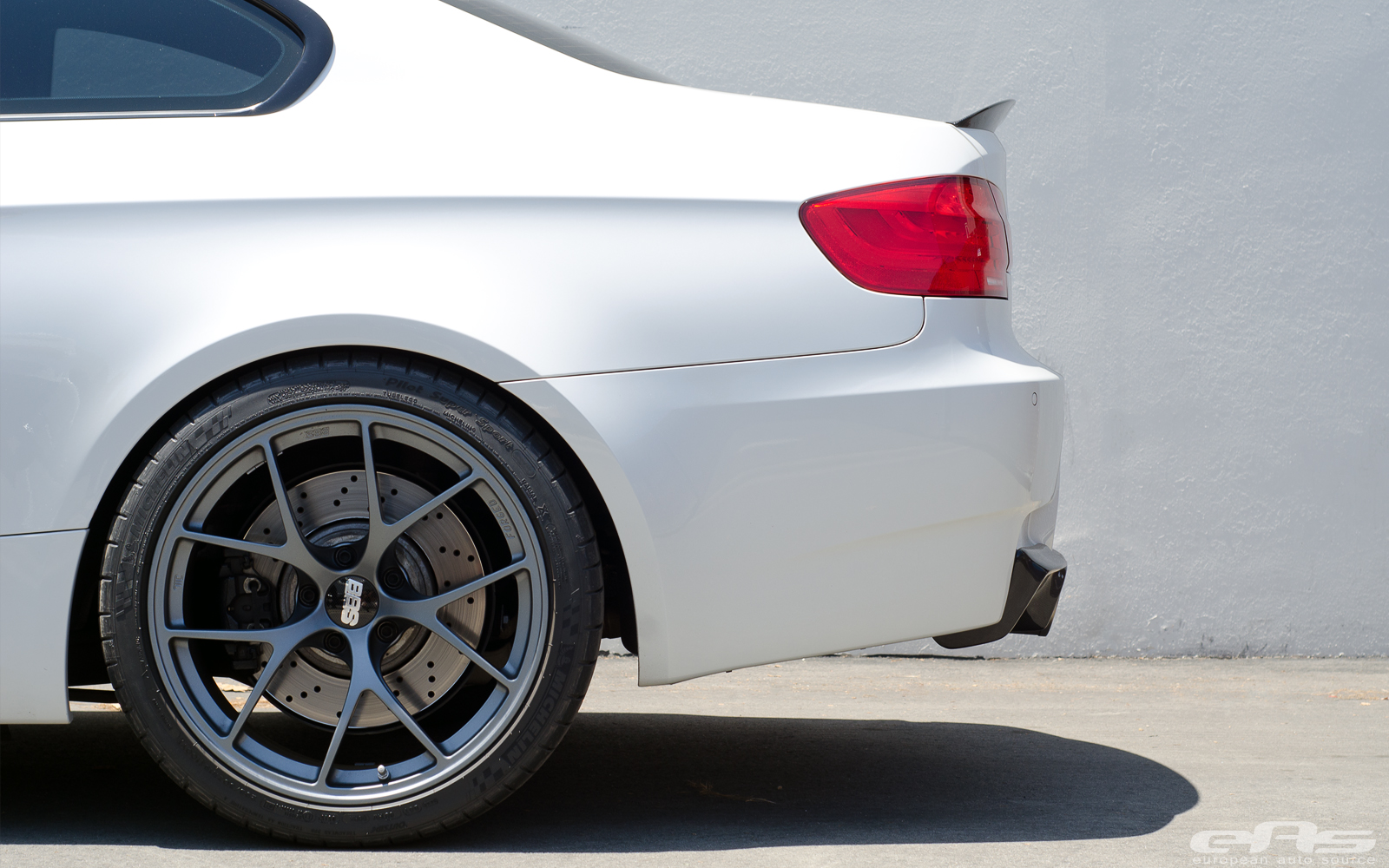 Bmw E92 M3 On Bbs Wheels Gets Gt4 Exhaust At Eas