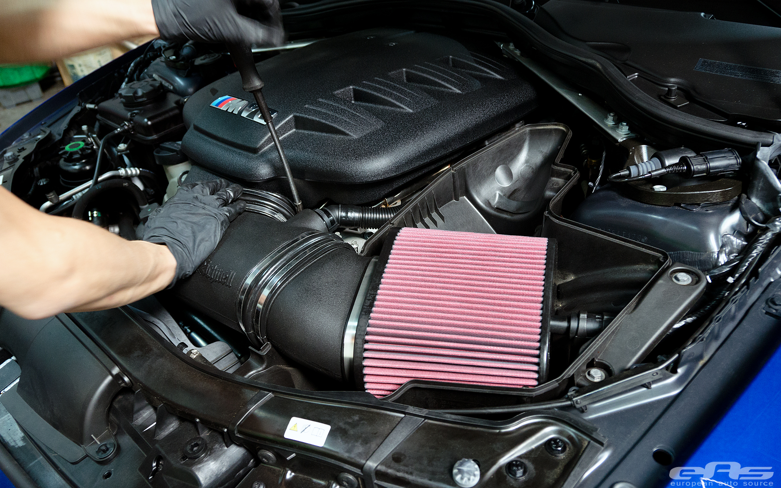 Bmw E M Receives Macht Schnell Stage Intake At Eas