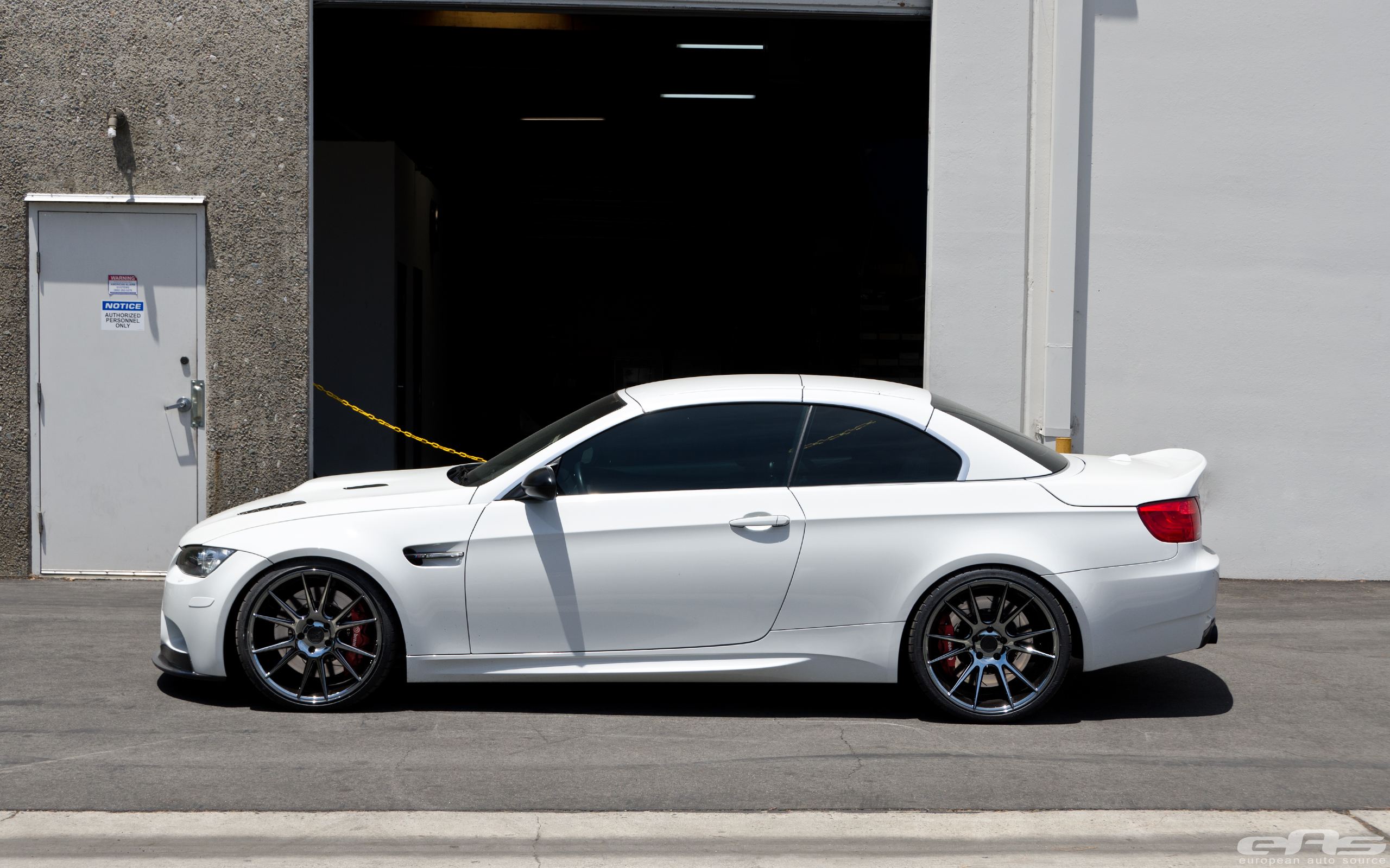 Bmw M3 Convertible >> BMW E93 M3 Convertible Gets Shiny Wheels at EAS - autoevolution