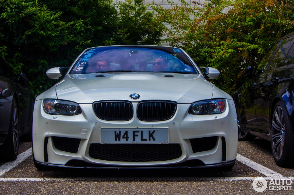 Bmw E M Spotted Wearing M Coupe Bumper Photo Gallery