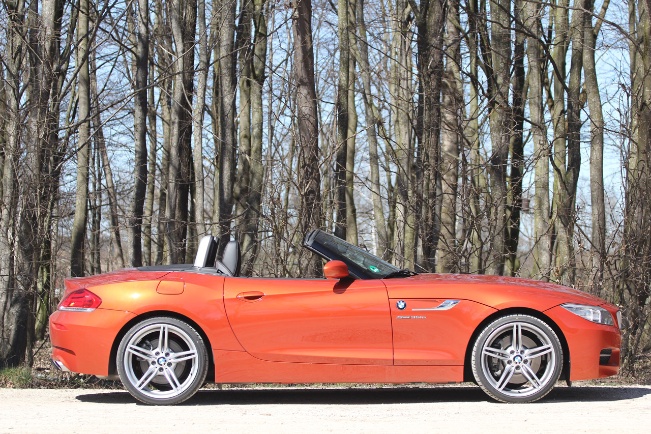 BMW Ends Z4 E89 Production After 115000 Units Made  autoevolution