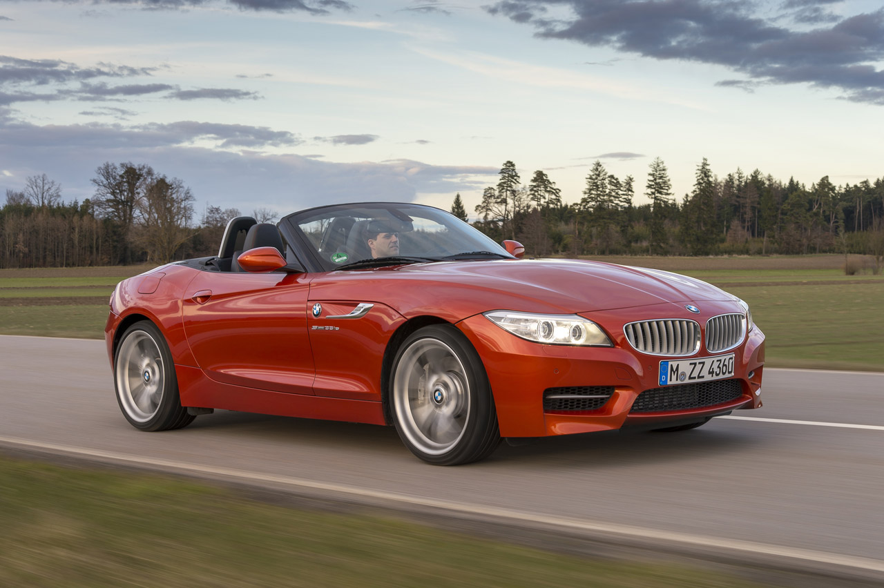 bmw ends z4 e89 production after 115 000 units made autoevolution. Black Bedroom Furniture Sets. Home Design Ideas