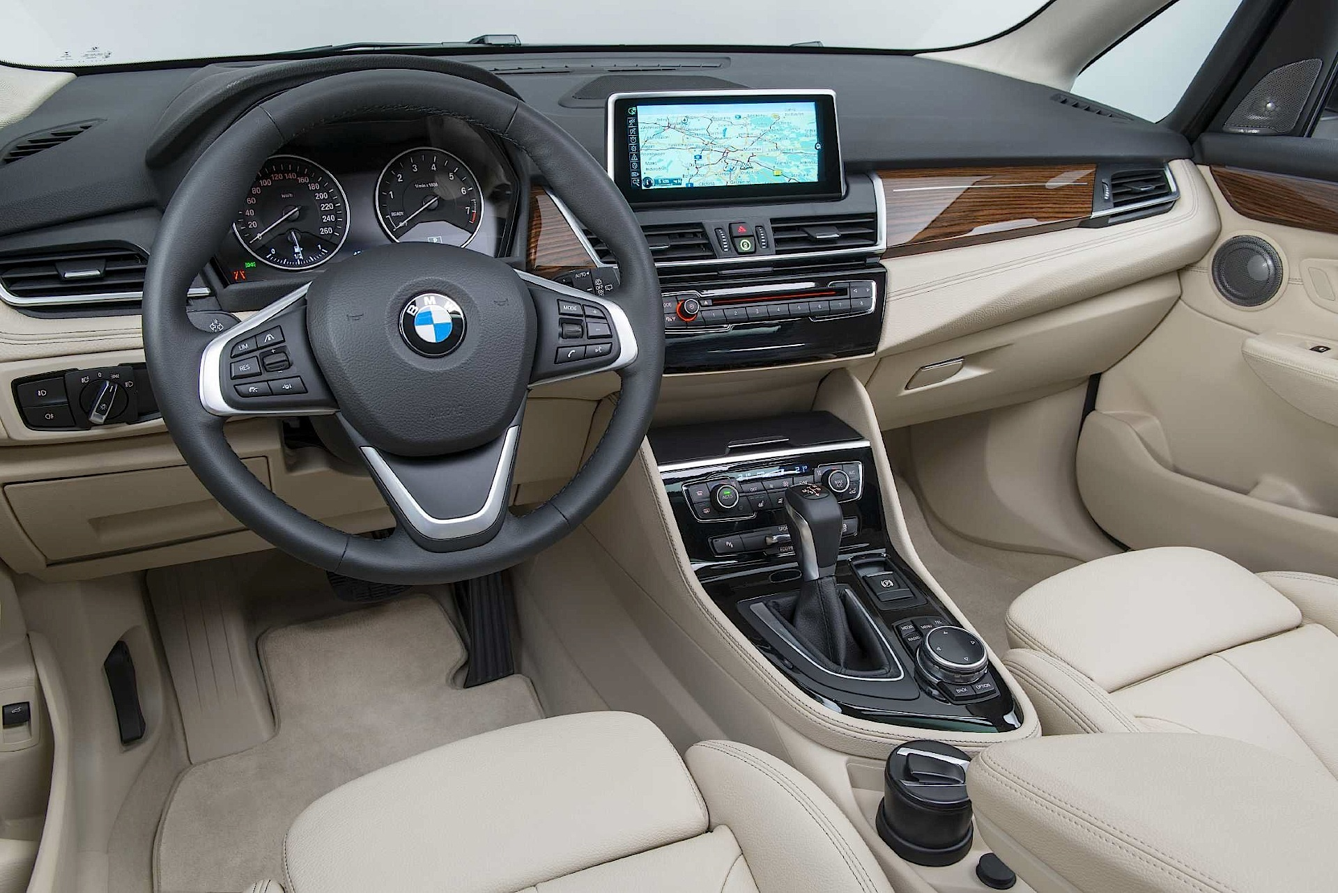 BMW Expands 2 Series Active Tourer Range with 220i, 216d ...