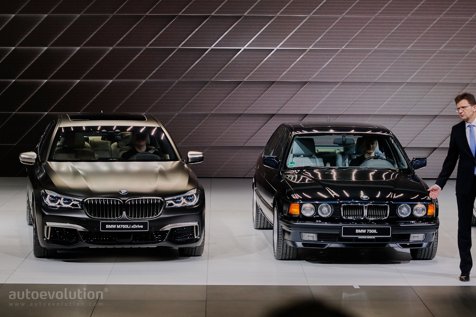 BMW Explains Why the 610 HP M760Li Is the Boss - autoevolution