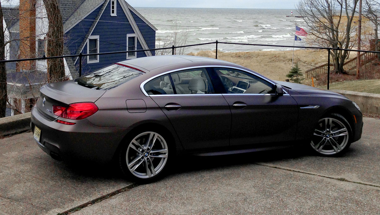 bmw f06 650i gran coupe review by bimmerfile   autoevolution