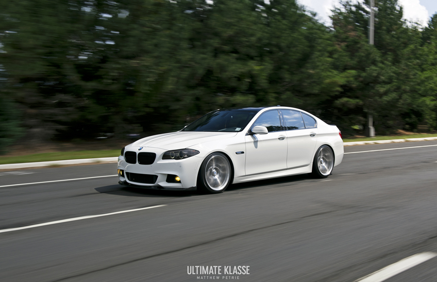 Bmw F10 535 M Sport Is A Wall Street Car Autoevolution