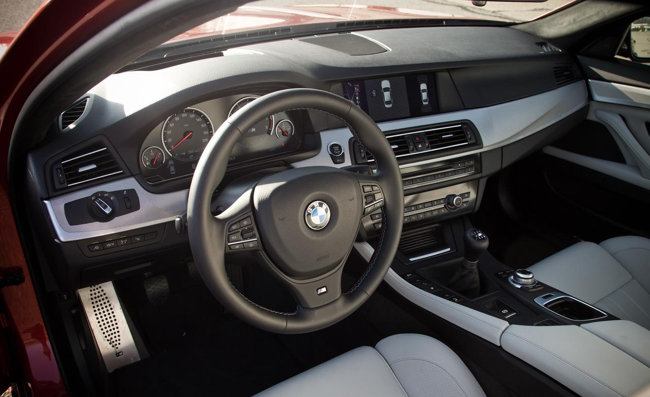 bmw f10 m5 manual tested by car and driver magazine autoevolution rh autoevolution com Driving a Manual Car driving bmw manual
