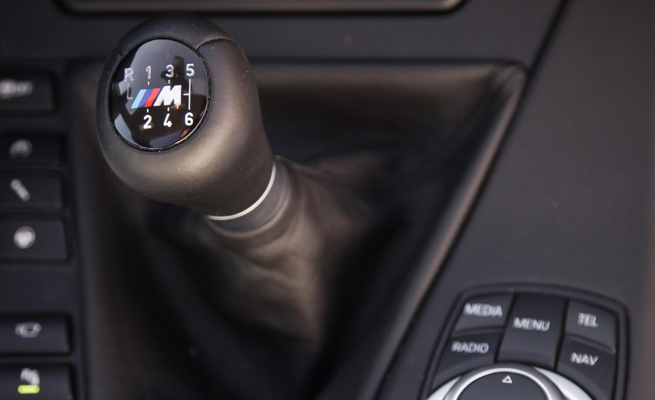 BMW 3 Series bmw m5 transmission BMW F10 M5 Manual Tested by Car and Driver Magazine - autoevolution