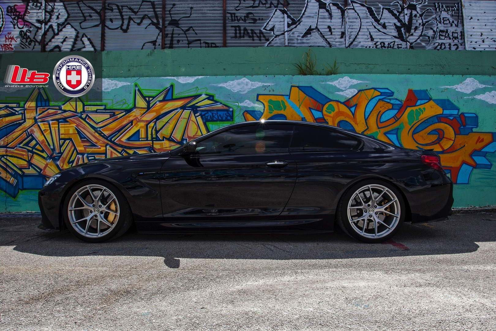 Bmw F13 M6 Coupe Looks Expensive On Hre Wheels Autoevolution