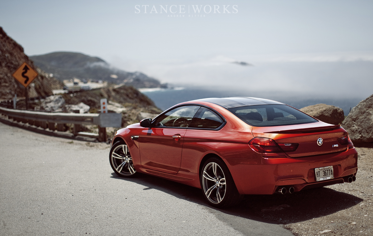 bmw f13 m6 in a different kind of review by stanceworks autoevolution. Black Bedroom Furniture Sets. Home Design Ideas