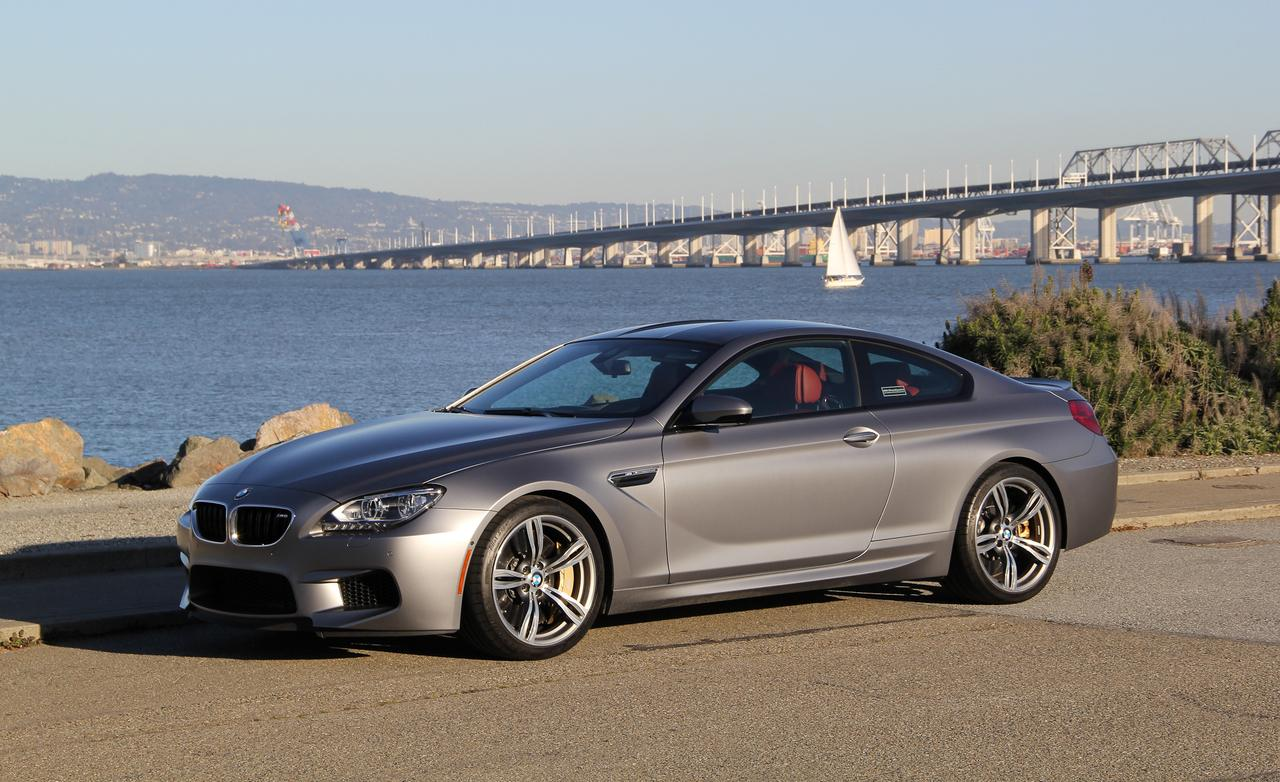 BMW F13 M6 Review by Car and Driver - autoevolution