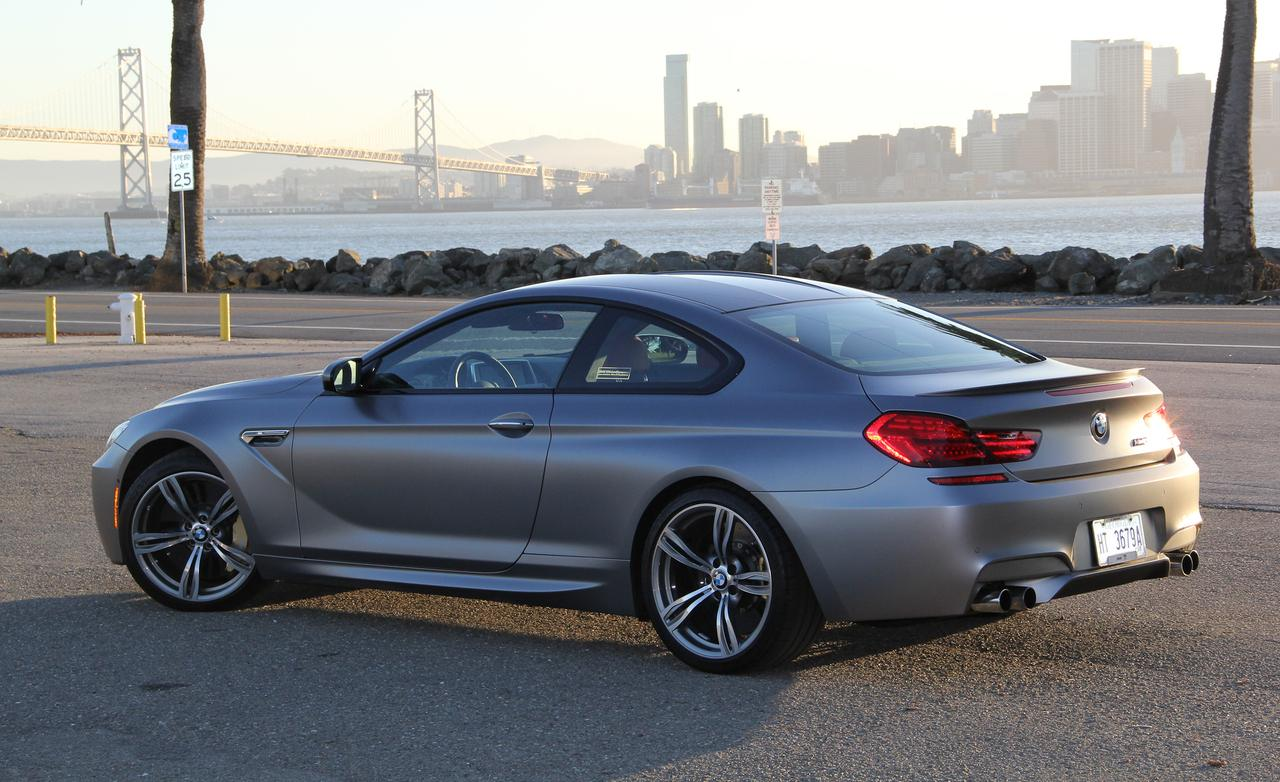 BMW Alpina B6 >> BMW F13 M6 Review by Car and Driver - autoevolution