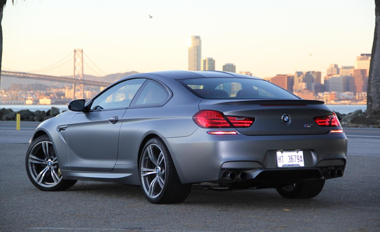 bmw f13 m6 review by car and driver autoevolution. Black Bedroom Furniture Sets. Home Design Ideas
