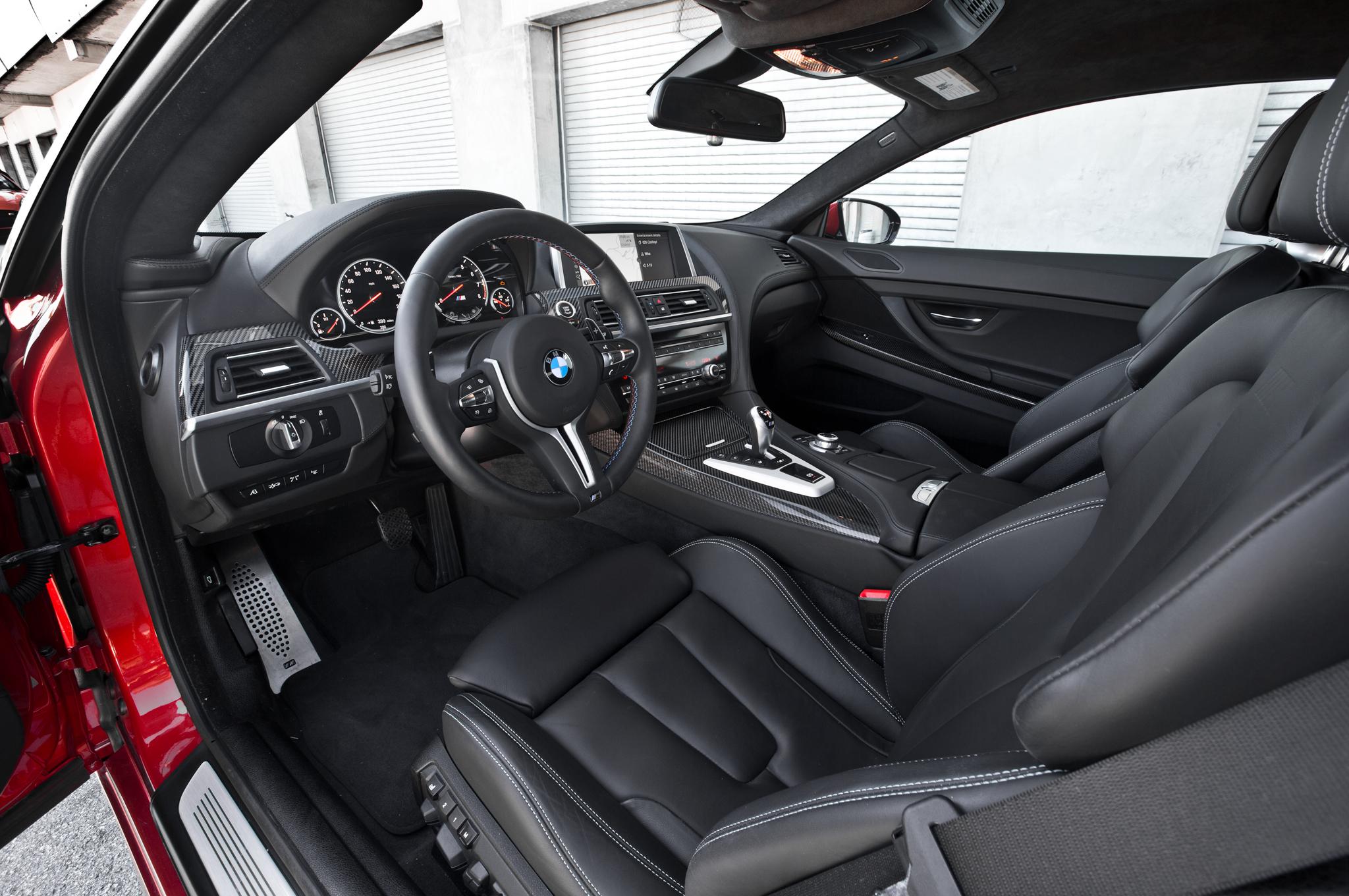 Bmw F13 Interior Bmw F13 m6 Test Drive Photo