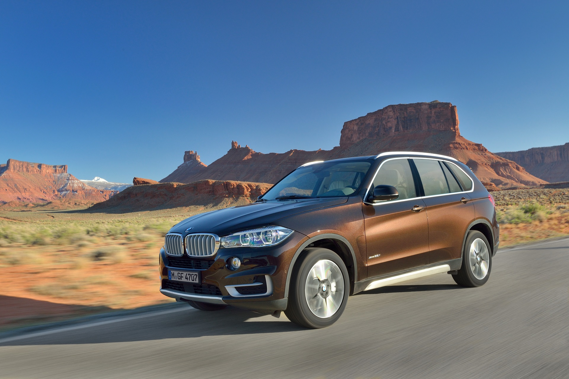 2014 bmw f15 x5 officially unveiled autoevolution