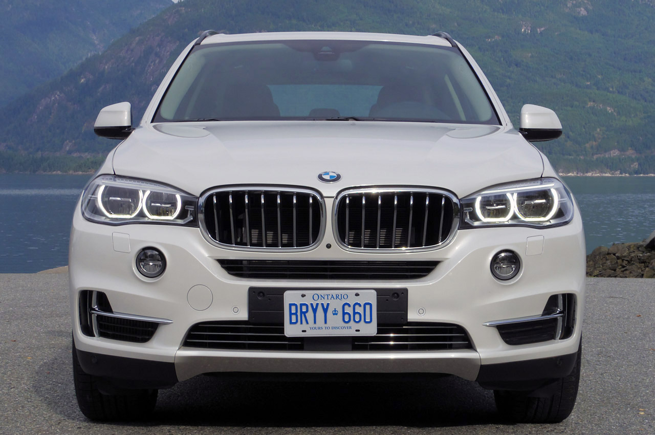 Bmw North Vancouver >> BMW F15 X5 Test Drive by Autoblog - autoevolution