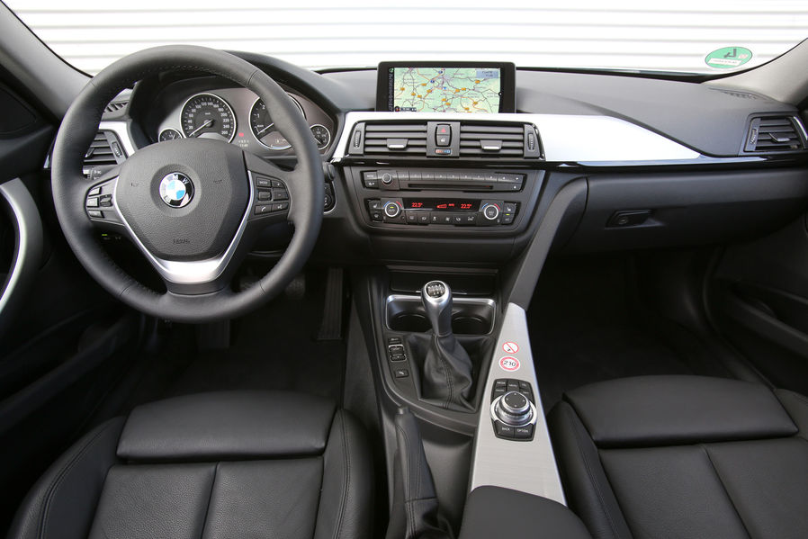 bmw f30 3 series efficientdynamics edition review