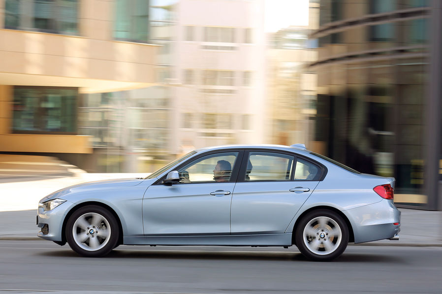 BMW F30 3 Series EfficientDynamics Edition Review ...