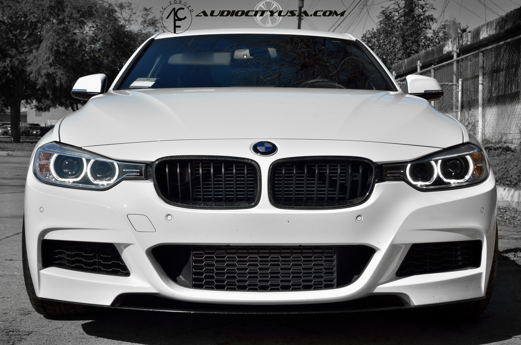 bmw f30 335i m sport rides with ac forged autoevolution. Black Bedroom Furniture Sets. Home Design Ideas