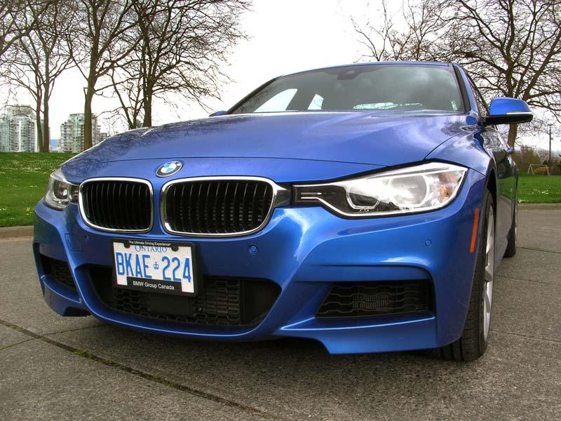 BMW F I XDrive M Sport Review By Autosca Autoevolution - Bmw 335i xdrive m sport