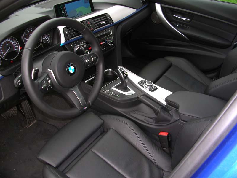 Bmw F30 335i Xdrive M Sport Review By Autos Ca Autoevolution