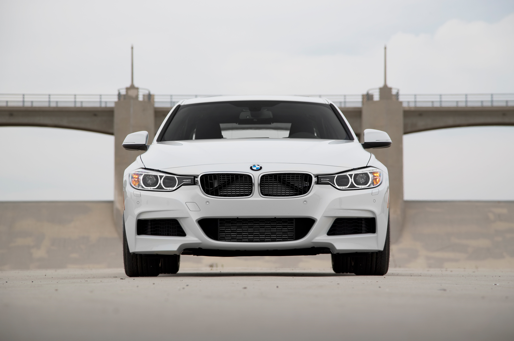 bmw f30 335i with m performance package kit review