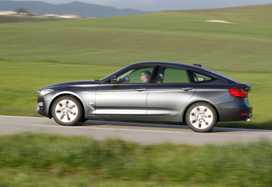 Bmw F34 3 Series Gt First Drive By Autocar Autoevolution